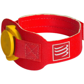 Compressport Timing Chipband, red